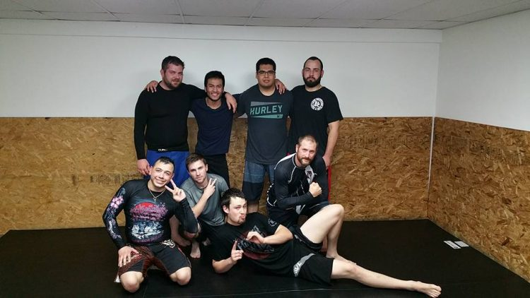 training with MN guy